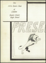 Page 6, 1956 Edition, Landon High School - Landonian Yearbook (Jacksonville, FL) online yearbook collection