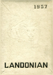 1957 Edition, Landon High School - Landonian Yearbook (Jacksonville, FL)