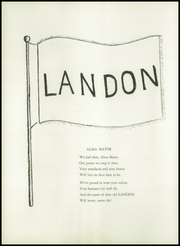 Page 10, 1958 Edition, Landon High School - Landonian Yearbook (Jacksonville, FL) online yearbook collection