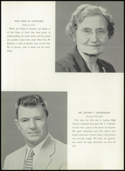 Page 13, 1958 Edition, Landon High School - Landonian Yearbook (Jacksonville, FL) online yearbook collection