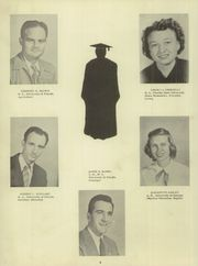 Page 8, 1950 Edition, Trenton High School - Tiger Yearbook (Trenton, FL) online yearbook collection