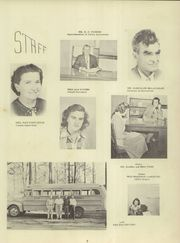 Page 9, 1950 Edition, Trenton High School - Tiger Yearbook (Trenton, FL) online yearbook collection