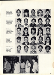Crescent City High School - Crescent Yearbook (Crescent City, FL) online yearbook collection, 1970 Edition, Page 91