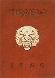 1938 Edition, Orlando High School - Tigando Yearbook (Orlando, FL)