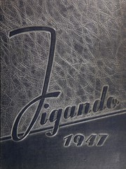 1947 Edition, Orlando High School - Tigando Yearbook (Orlando, FL)