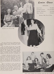 Page 16, 1948 Edition, Orlando High School - Tigando Yearbook (Orlando, FL) online yearbook collection