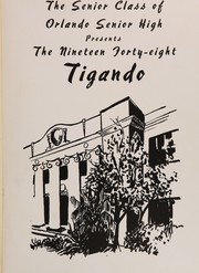 Page 5, 1948 Edition, Orlando High School - Tigando Yearbook (Orlando, FL) online yearbook collection