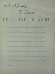 Page 14, 1951 Edition, Orlando High School - Tigando Yearbook (Orlando, FL) online yearbook collection