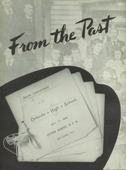 Page 8, 1951 Edition, Orlando High School - Tigando Yearbook (Orlando, FL) online yearbook collection
