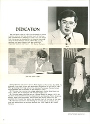 Page 24, 1979 Edition, Temple Heights Christian High School - Eagle Yearbook (Tampa, FL) online yearbook collection