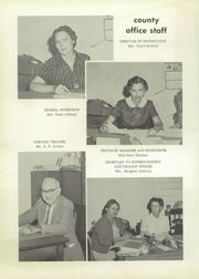 Page 10, 1960 Edition, Bronson High School - Eagle Yearbook (Bronson, FL) online yearbook collection