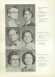 Page 12, 1960 Edition, Bronson High School - Eagle Yearbook (Bronson, FL) online yearbook collection