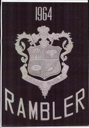 1964 Edition, Belle Glade High School - Rambler Yearbook (Belle Glade, FL)