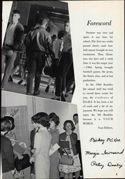 Page 11, 1964 Edition, Belle Glade High School - Rambler Yearbook (Belle Glade, FL) online yearbook collection