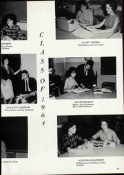 Page 15, 1964 Edition, Belle Glade High School - Rambler Yearbook (Belle Glade, FL) online yearbook collection