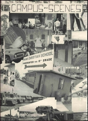 Page 10, 1963 Edition, Miami Christian School - Victor Yearbook (Miami, FL) online yearbook collection