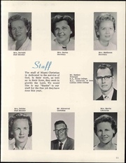 Page 17, 1965 Edition, Miami Christian School - Victor Yearbook (Miami, FL) online yearbook collection