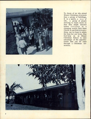 Page 8, 1965 Edition, Miami Christian School - Victor Yearbook (Miami, FL) online yearbook collection