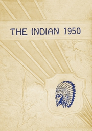1950 Edition, Grand Ridge High School - Indian Yearbook (Grand Ridge, FL)