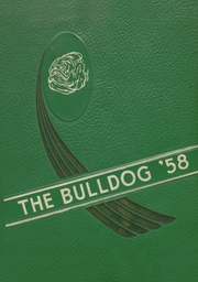 Page 1, 1958 Edition, Greensboro High School - Bulldog Yearbook (Greensboro, FL) online yearbook collection