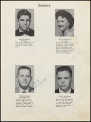 Page 11, 1958 Edition, Greensboro High School - Bulldog Yearbook (Greensboro, FL) online yearbook collection