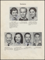 Page 12, 1958 Edition, Greensboro High School - Bulldog Yearbook (Greensboro, FL) online yearbook collection