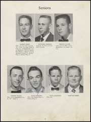 Page 13, 1958 Edition, Greensboro High School - Bulldog Yearbook (Greensboro, FL) online yearbook collection