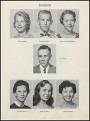 Page 17, 1958 Edition, Greensboro High School - Bulldog Yearbook (Greensboro, FL) online yearbook collection