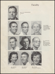 Page 8, 1958 Edition, Greensboro High School - Bulldog Yearbook (Greensboro, FL) online yearbook collection