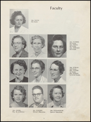 Page 9, 1958 Edition, Greensboro High School - Bulldog Yearbook (Greensboro, FL) online yearbook collection