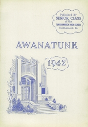 Page 5, 1942 Edition, Tunkhannock High School - Awanatunk Yearbook (Tunkhannock, PA) online yearbook collection