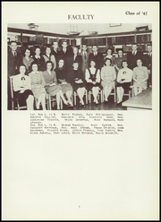 Page 11, 1947 Edition, Tunkhannock High School - Awanatunk Yearbook (Tunkhannock, PA) online yearbook collection