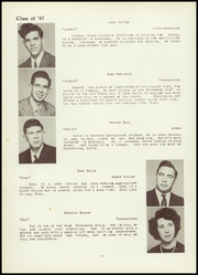 Page 14, 1947 Edition, Tunkhannock High School - Awanatunk Yearbook (Tunkhannock, PA) online yearbook collection