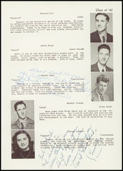 Page 17, 1947 Edition, Tunkhannock High School - Awanatunk Yearbook (Tunkhannock, PA) online yearbook collection