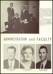 Page 16, 1957 Edition, Dupont High School - Alidupan Yearbook (Jacksonville, FL) online yearbook collection
