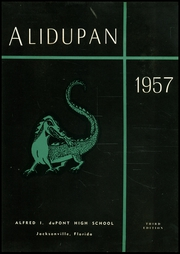 Page 5, 1957 Edition, Dupont High School - Alidupan Yearbook (Jacksonville, FL) online yearbook collection