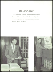 Page 9, 1960 Edition, Dupont High School - Alidupan Yearbook (Jacksonville, FL) online yearbook collection