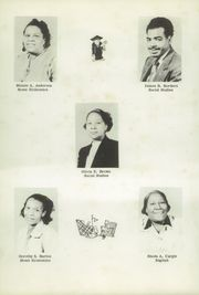 Page 16, 1951 Edition, Campbell High School - Centipede Yearbook (Daytona Beach, FL) online yearbook collection