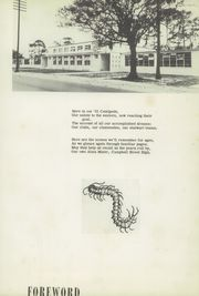 Page 7, 1951 Edition, Campbell High School - Centipede Yearbook (Daytona Beach, FL) online yearbook collection