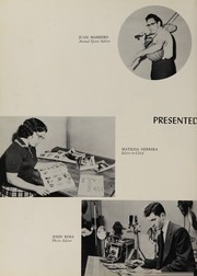 Page 10, 1958 Edition, Miami Technical High School - Techalog Yearbook (Miami, FL) online yearbook collection
