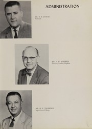 Page 13, 1958 Edition, Miami Technical High School - Techalog Yearbook (Miami, FL) online yearbook collection