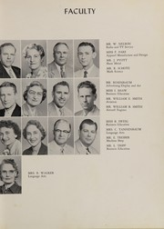 Page 17, 1958 Edition, Miami Technical High School - Techalog Yearbook (Miami, FL) online yearbook collection