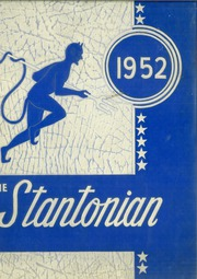 1952 Edition, Stanton High School - Stantonian Yearbook (Jacksonville, FL)