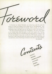 Page 10, 1943 Edition, Bradenton High School - Macohi Yearbook (Bradenton, FL) online yearbook collection