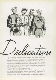 Page 11, 1943 Edition, Bradenton High School - Macohi Yearbook (Bradenton, FL) online yearbook collection