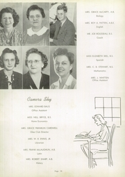 Page 16, 1943 Edition, Bradenton High School - Macohi Yearbook (Bradenton, FL) online yearbook collection