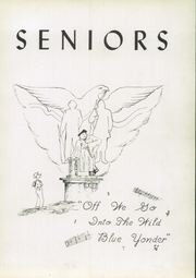 Page 17, 1943 Edition, Bradenton High School - Macohi Yearbook (Bradenton, FL) online yearbook collection
