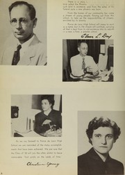 Page 10, 1950 Edition, Ponce de Leon High School - Cavaleon Yearbook (Coral Gables, FL) online yearbook collection