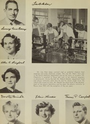 Page 14, 1950 Edition, Ponce de Leon High School - Cavaleon Yearbook (Coral Gables, FL) online yearbook collection