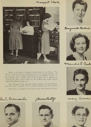 Page 15, 1950 Edition, Ponce de Leon High School - Cavaleon Yearbook (Coral Gables, FL) online yearbook collection